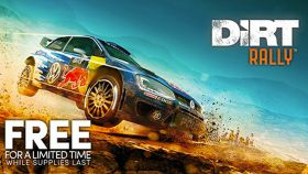 Dirt Rally Free na Humble