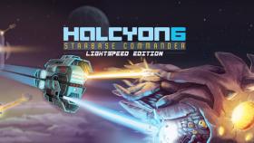 Halcyon 6 Starbase Commander Grátis na Epic Games