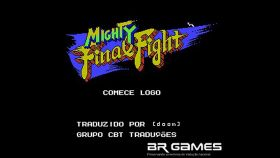 Mighty Final Fight (CBT)