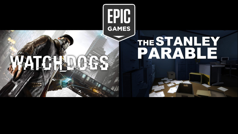 The Stanley Parable e Watch Dogs grátis na Epic Games