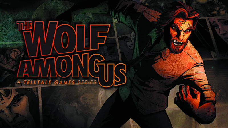 The Wolf Among Us está grátis na Epic Games