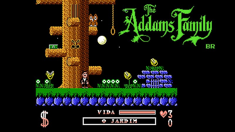 Addams Family, The / Ocean Software