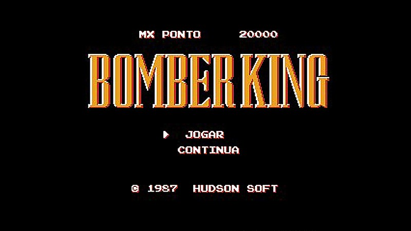 Bomber King / Hudson Soft (Evil Darkness)