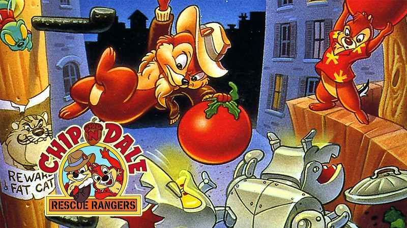Chip n' Dale - Rescue Rangers / Capcom
