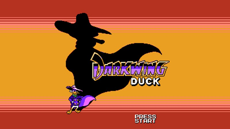 Darkwing Duck / Capcom (BR Games)