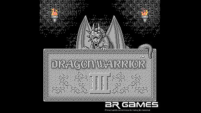 Dragon Warrior 3 (CBT)