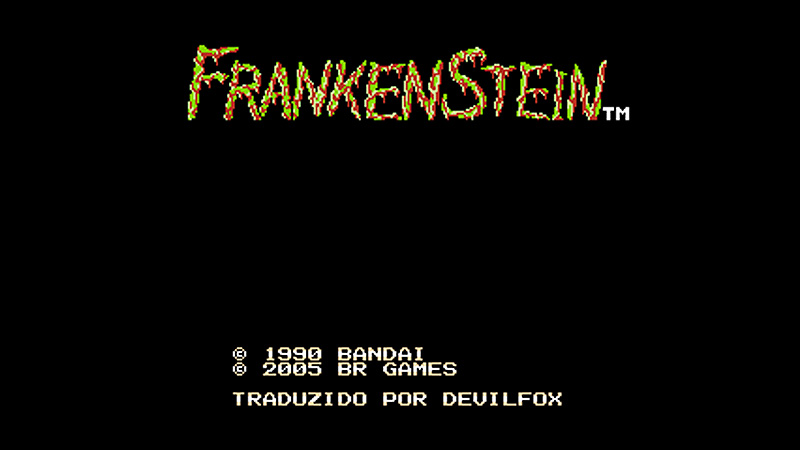 Frankenstein - The Monster Returns (BR Games)